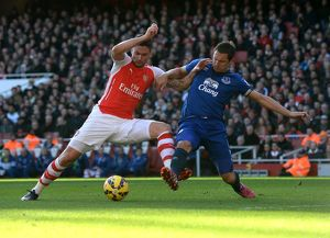 Barclays Premier League - Arsenal v Everton - Emirates Stadium