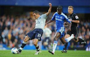 Barclays Premier League - Chelsea v Everton - Stamford Bridge