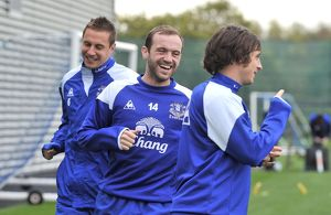 <b>Everton Training</b><br>Selection of 11 items