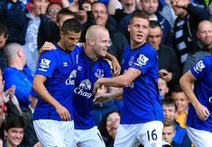 Barclays Premier League - Everton v Arsenal - Goodison Park