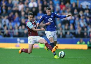 Barclays Premier League - Everton v Burnley - Goodison Park