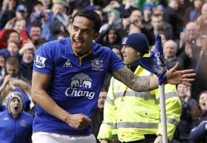 Barclays Premier League - Everton v Fulham - Goodison Park