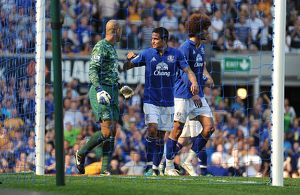 Barclays Premier League - Everton v Liverpool - Goodison Park