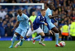 <b>Everton v Manchester City - Goodison Park</b><br>Selection of 5 items