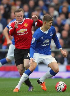 <b>Everton v Manchester United - Goodison Park</b><br>Selection of 6 items
