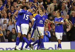 <b>Barclays Premier League: Everton 1 v Manchester United 0 : Goodison Park: 20-08-2012</b><br>Selection of 39 items