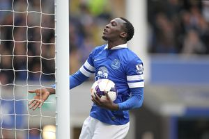 Barclays Premier League - Everton v Manchester City - Goodison Park