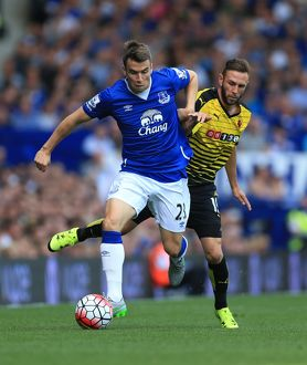 Barclays Premier League - Everton v Watford - Goodison Park