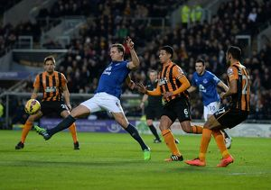 <b>Hull City v Everton - KC Stadium</b><br>Selection of 6 items
