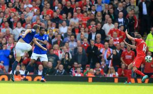 Barclays Premier League - Liverpool v Everton - Anfield