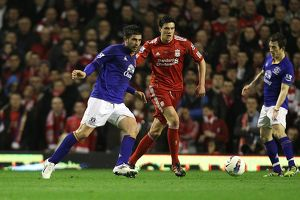 <b>13 March 2012 v Liverpool, Anfield</b><br>Selection of 62 items
