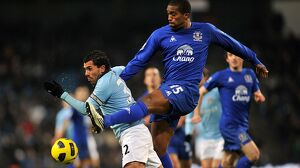 Barclays Premier League - Manchester City v Everton - City of Manchester Stadium