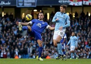<b>Barclays Premier League : Manchester City 1 v Everton 1 : Etihad Stadium : 01-12-2012</b><br>Selection of 26 items