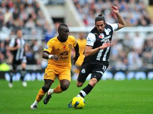 Barclays Premier League - Newcastle United v Everton - St James' Park