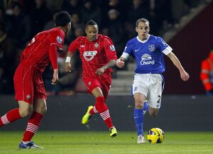 Barclays Premier League - Southampton v Everton - St. Mary's