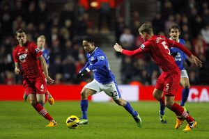 Barclays Premier League - Southampton v Everton - St Mary's