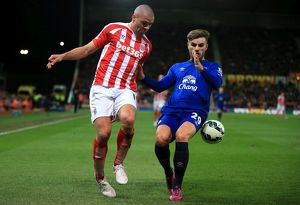 Barclays Premier League - Stoke City v Everton - Britannia Stadium