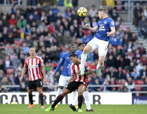 <b>Sunderland v Everton - Stadium of Light</b><br>Selection of 11 items