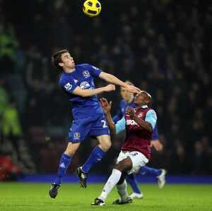 Barclays Premier League - West Ham United v Everton - Upton Park