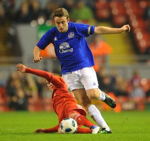 Barclays Premier Reserve League North - Liverpool v Everton - Anfield