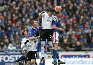 Emirates FA Cup - Carlisle United v Everton - Fourth Round - Brunton Park