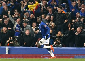 Emirates FA Cup - Everton v Chelsea - Quarter Final - Goodison Park