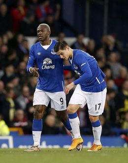 Emirates FA Cup - Everton v Dagenham and Redbridge - Third Round - Goodison Park
