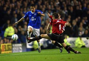 Everton 1 Man United 0 20-04-05