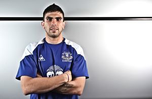Everton FC Player Feature - Finch Farm