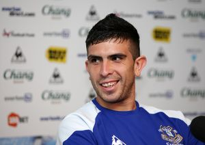 Everton FC Player Signings - Finch Farm
