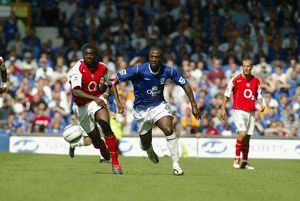 Everton v Arsenal 15/8/04