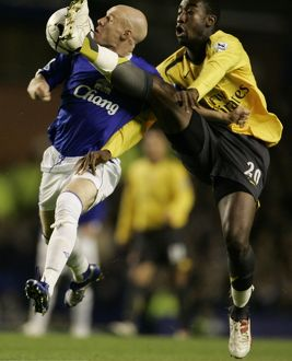 <b>Everton v Arsenal (November)</b><br>Selection of 23 items