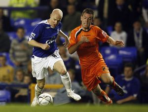 Everton v Luton Town - Goodison Park - 24/10/06 Andrew Johnson - Everton in action