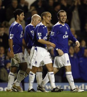 Everton v Luton Town - Goodison Park - 24/10/06 Everton's James McFadden