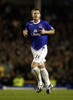 Everton v Luton Town - Goodison Park - 24/10/06 Everton's Mark Hughes during his debut