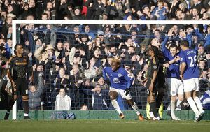 FA Cup - Fourth Round - Everton v Chelsea - Goodison Park