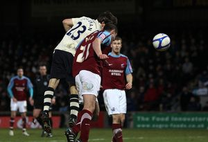 FA Cup - Third Round - Scunthorpe United v Everton - Glanford Park