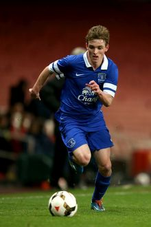 FA Youth Cup - Sixth Round - Arsenal v Everton - Emirates Stadium