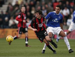 Football - AFC Bournemouth v Everton Friendly Match - The Fitness First Stadium at