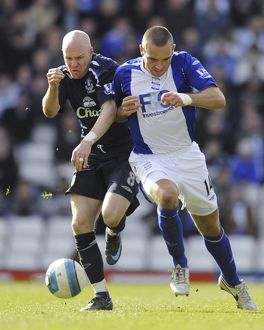 Football - Birmingham City v Everton Barclays Premier League - St Andrews - 12/4/08