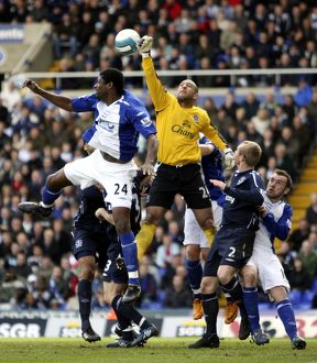 Football - Birmingham City v Everton Barclays Premier League - St Andrews