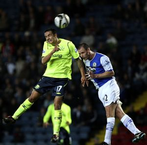 Football - Blackburn Rovers v Everton - Carling Cup