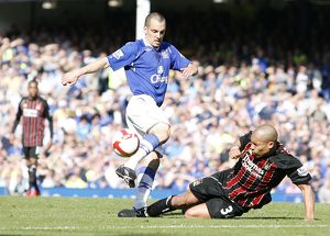 Football - Everton v Manchester City Barclays Premier