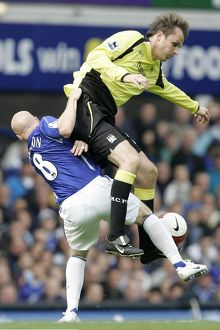Football - Everton v Manchester City FA Barclays Premiership - Goodison Park - 30/9/06