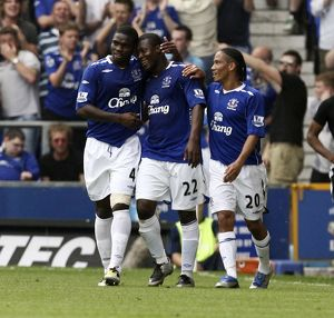 <b>Everton v Newcastle</b><br>Selection of 13 items