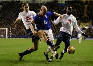 Football - Everton v Tottenham Hotspur Barclays Premier League - Goodison Park