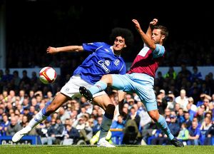 Football - Everton v West Ham United Barclays Premier