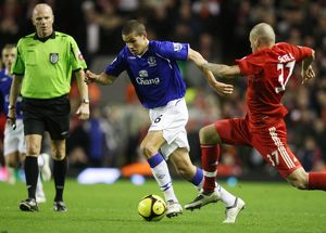 Football - Liverpool v Everton - FA Cup Fourth Round
