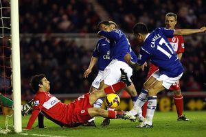 Football - Middlesbrough v Everton Barclays Premier
