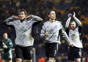 Football - Portsmouth v Everton FA Barclays Premiership
